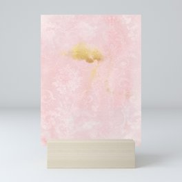 Pink Blush Mini Art Print