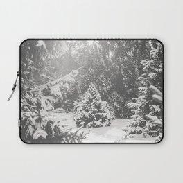 Winter Woodland Wonderland Laptop Sleeve