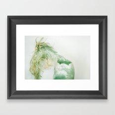 Insideout 1 Framed Art Print