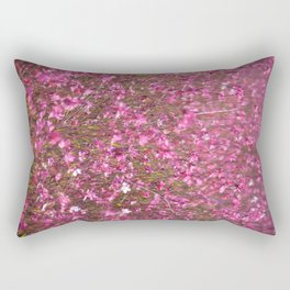Purple sea Rectangular Pillow