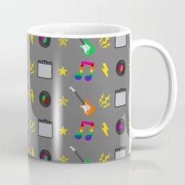 Punk Rock Rainbows Coffee Mug