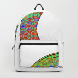 enzo zen symbol Backpack