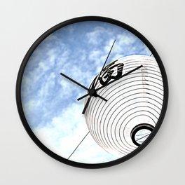 air Wall Clock