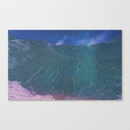 TOMBS Canvas Print