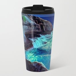 Emerald Waters Travel Mug