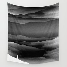 Solar Noise Isolation Series Wall Tapestry