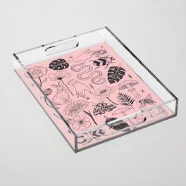 NATURE Acrylic Tray
