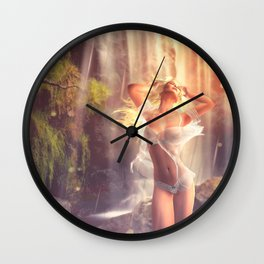 Raindancer V Wall Clock