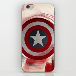 American Abstraction iPhone Skin