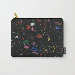 Paint confetti Carry-All Pouch