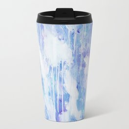 Spring Rain Metal Travel Mug