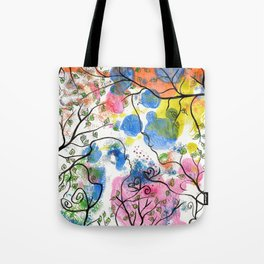 LOVE FOR LOVE by Mrs Wilkes Tote Bag
