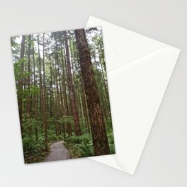 Fraser Valley Douglas Firs Stationery Cards