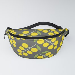 Wattle I Think Of Next Fanny Pack