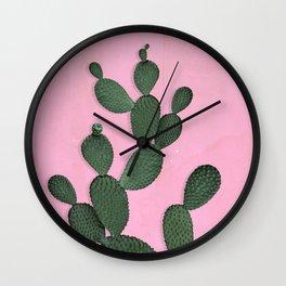 Kaktus No. 3 Wall Clock