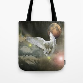 New Worlds -Coming Home Tote Bag
