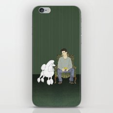 Meet the Poodle iPhone & iPod Skin