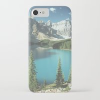 canada iPhone & iPod Cases featuring Canada by Rachel Pagdin
