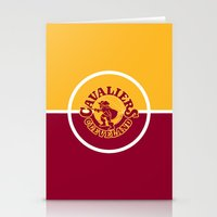 lebron Stationery Cards featuring Cavaliers All In C by DeBUM
