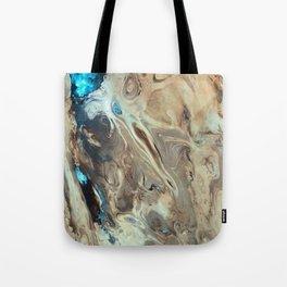 Great Salt Desert Tote Bag