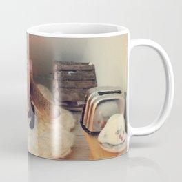 Fox at Home Coffee Mug