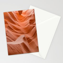 Lower Antelope Canyon Utah, United States Stationery Cards