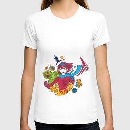 I want.. T-shirt