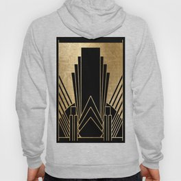 Art deco design Hoody