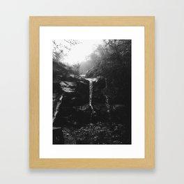 Bleak Framed Art Print