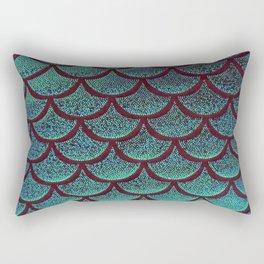 Tip the Scales Rectangular Pillow