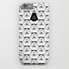 Stormtrooper pattern iPhone 6 Slim Case