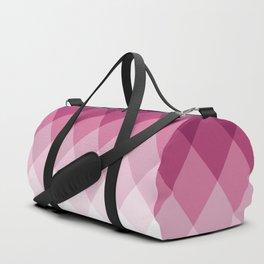 Rose Diamonds Duffle Bag
