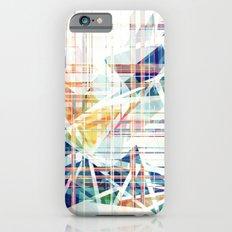 GeoGlitch iPhone 6s Slim Case
