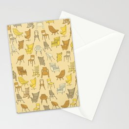 Sit down and chill Stationery Cards