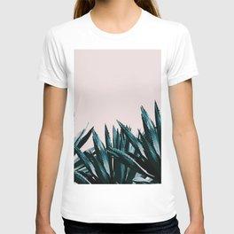 Pastel agave T-shirt