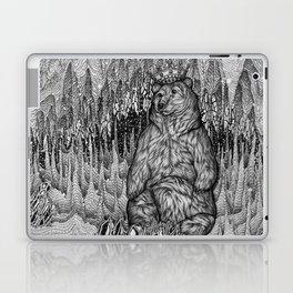 Cave of the Bear King Laptop & iPad Skin