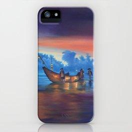 Sea Lantern Balance iPhone Case