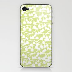 Lily of the Valley repeat iPhone & iPod Skin