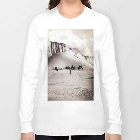 Niagara falls 4 Long Sleeve T-shirt