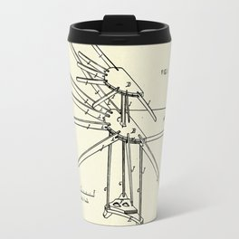 Improvement in Clothes Driers and Ironing Boards-1878 Travel Mug
