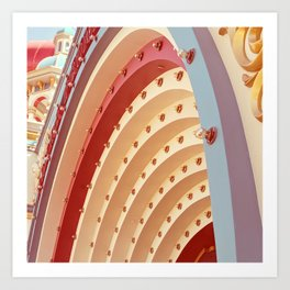 Golden Arches Art Print