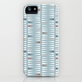 Direction, Blue iPhone Case
