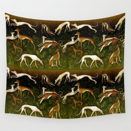 Sighthounds Wall Tapestry