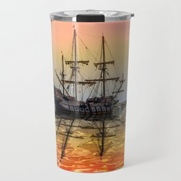 Sail Boston El Galeon Andalucia Travel Mug
