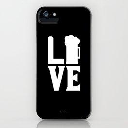 Irish Love Design iPhone Case