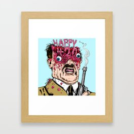 Happy 420 Framed Art Print