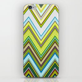 Chevron 01 iPhone Skin