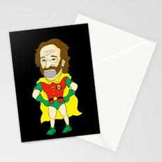Robin as Robin Stationery Cards