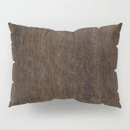Smoked Etimoe Wood Pillow Sham