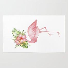 Flamingo Dreams Rug